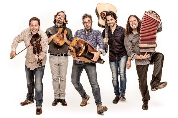 Picture of Le Vent du Nord band