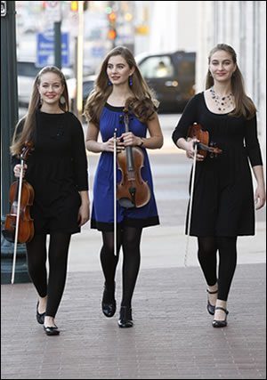 Picture of Quebe Sisters band
