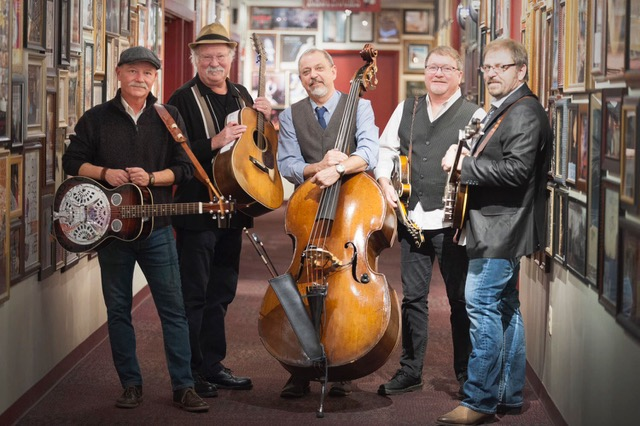 Picture of Seldom Scene band