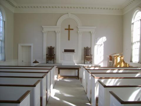 Belleville Church History